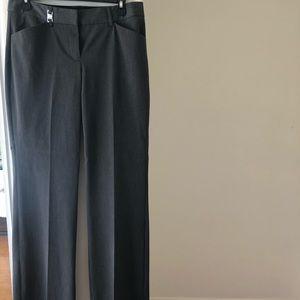 Express Grey Dress Pants